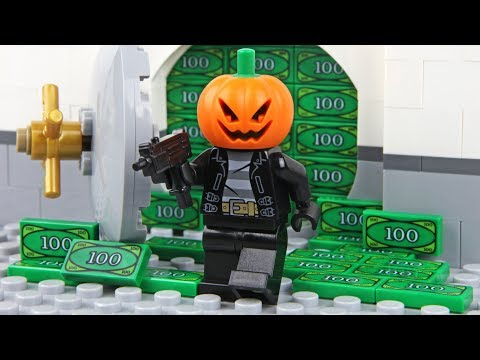 Lego Halloween - The Bank Robbery - UCdk5Rgx0GXlpSqKrWuf-TKA