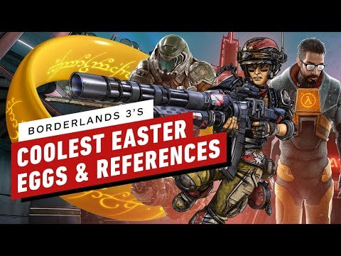 Borderlands 3: 10 of the Best Easter Eggs So Far... - UCKy1dAqELo0zrOtPkf0eTMw