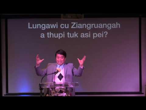 REV. DR. HRE MANG  LUNGAWI RINGRING AW 2019