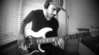 Get Lucky [Bass Loop Solo by Miki Santamaria]