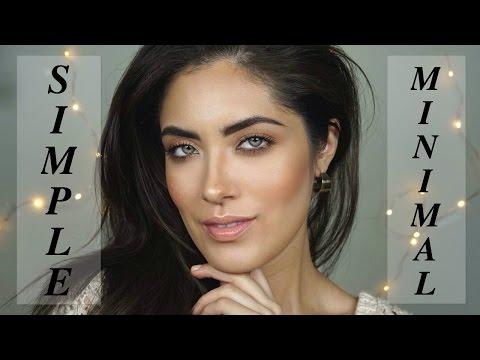 Minimal + Simple Makeup and Hair | Melissa Alatorre