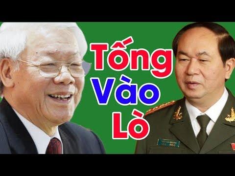 Nguyễn Tấn Dũng sắp bị tống vào lò của TBT  Nguyễn Phú Trọng