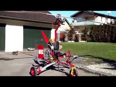 Making Autogyro blades | Racer lt