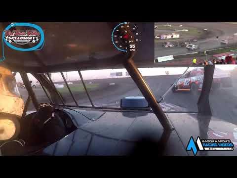 #41 Doug Gardner IMCA Sport Mod On-Board @ RRVS (6/30/21) - dirt track racing video image