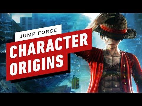 The Origin of Every Character in Jump Force - UCKy1dAqELo0zrOtPkf0eTMw