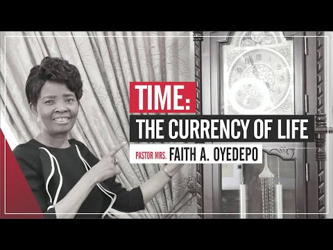 TIME: THE CURRENCY OF LIFE