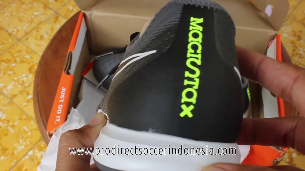 separation shoes eface 2d149 Sepatu Futsal Nike Magistax Finale II IC dark Grey 844444 001 Original    Racer.lt