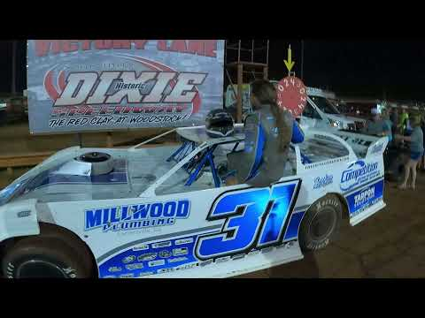 DIxie Speedway and Trailer Tour! 6/26/21 - dirt track racing video image