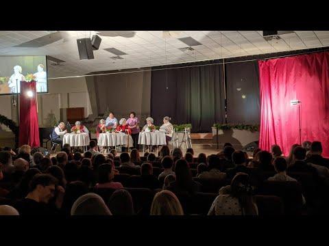 Christmas play at Church of Hope, 12/28/2019