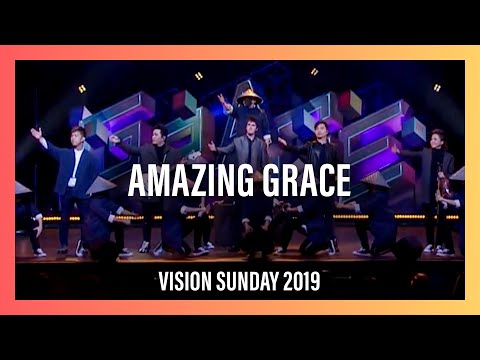 Amazing Grace, Vision Sunday 2019  New Creation Church