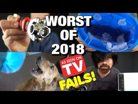 10 Worst As Seen on TV Products of 2018 - UCTCpOFIu6dHgOjNJ0rTymkQ