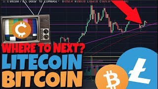 Bitcoin & Litecoin MAJOR Update: Where To Next. What To Look Out For.