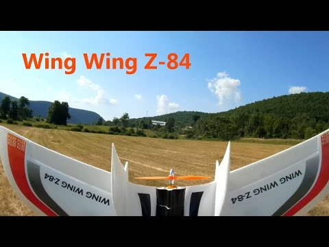 WingWing Z-84 | Trying different props - UCDKNGTJSt65OGAn2rcXL5qw