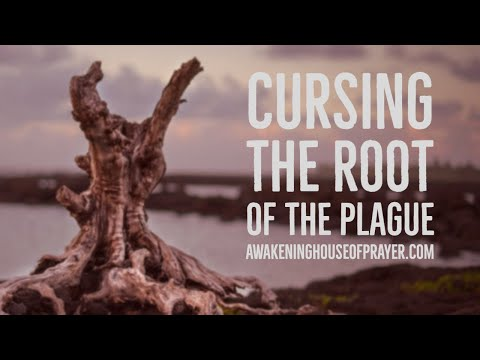 Cursing the Root of the Plague  Jennifer LeClaire @ Awakening House of Prayer