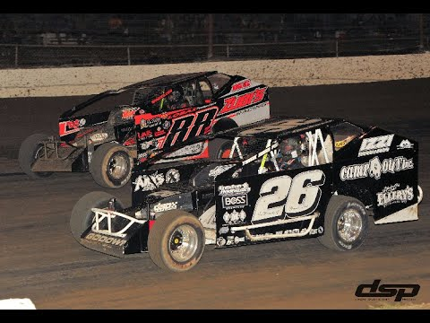 Grandview Speedway | Freedom 76 Modified Feature Highlights | 9/18/21 - dirt track racing video image
