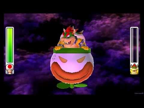 Super Mario Galaxy 2 Final Bowser Boss Battle (Spoilers