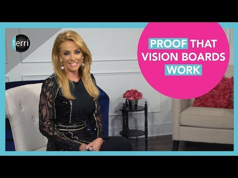 Proof That Vision Boards Work