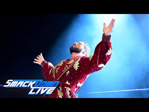 Bobby Roode debuts and makes SmackDown LIVE glorious: SmackDown LIVE, Aug. 22, 2017 - UCJ5v_MCY6GNUBTO8-D3XoAg