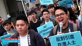 15/7/2019 :Trung Quốc tập trận ,răn đe Đài Loan sau vụ Mỹ bán vũ khí cho Đài Bắc