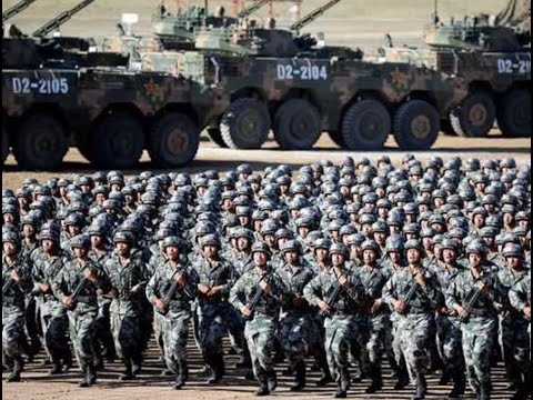 Breaking: China And India Increase Troops On Border TENSIONS RISE