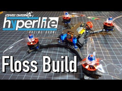 Hyperlite Hyperfloss Build : Brother Hobby 2207 2550kv, RunCam Micro, Spedix IS30 4in1 - UC2c9N7iDxa-4D-b9T7avd7g