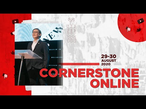 29-30 August 2020  Discerning Fake News  Ps. Yang  Cornerstone Community Church  CSCC Online