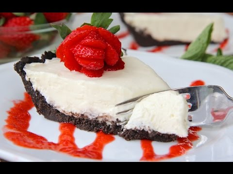 How to Make Easy No-Bake White Chocolate Cheesecake - UCubwl8dqXbXc-rYE8MOSUnQ