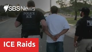 Mass immigration raids are expected to take place across America this weekend