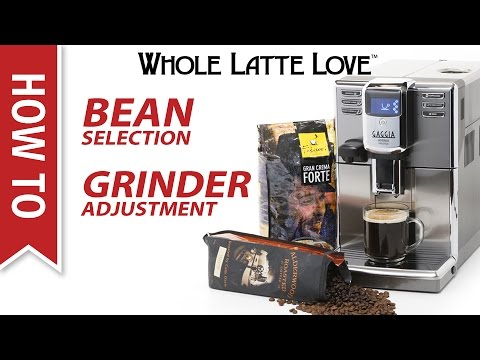 How To: Coffee Bean Selection and Grind Settings for Bean to Cup Machines - UCJwRmBtnYh_7Xs9oXUrLhZg