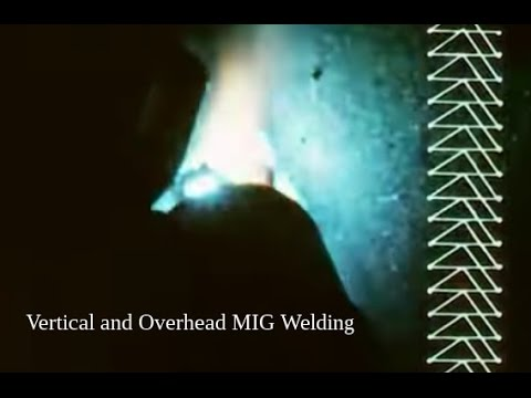 Vertical and Overhead Welding with a MIG Welder - UC0LHEYTEAyndlUqRJYtBZEg