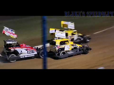 My Angle of the night - dirt track racing video image