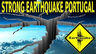 EARTHQUAKE ACTIVITY RAMPS UP.. (PORTUGAL)