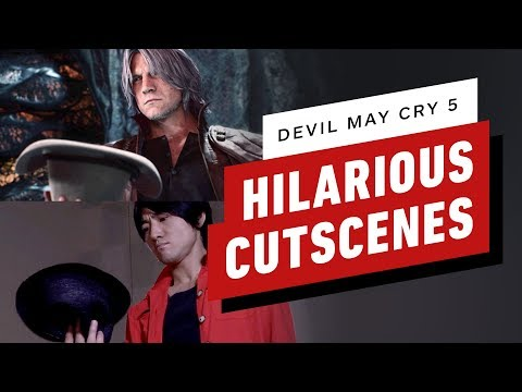 These Devil May Cry 5 Live-Action Cutscenes Are Absolutely Hilarious - UCKy1dAqELo0zrOtPkf0eTMw