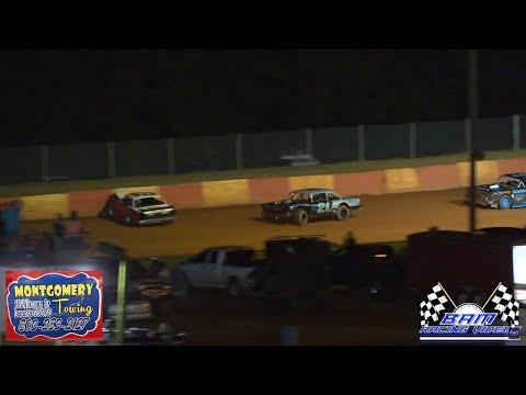Vintage Feature - Lancaster Motor Speedway 7/17/21 - dirt track racing video image