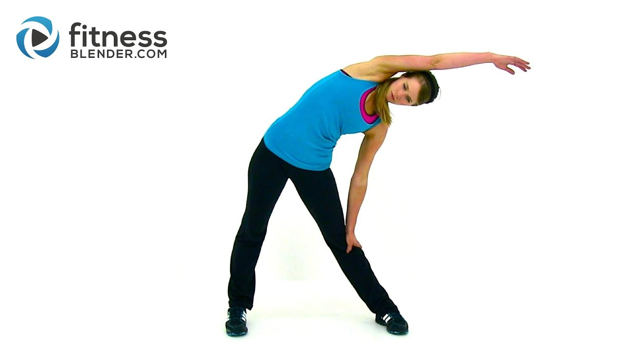 Kelli's Quick Cool Down and Stretch – Feel Good Stretching Routine for Morning or Night