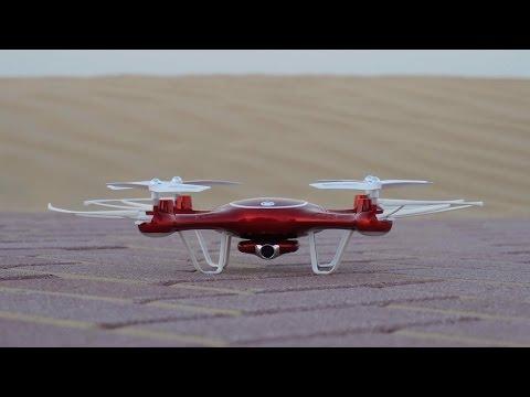Syma X5UW Quadcopter with WIFI FPV Camera - UCsFctXdFnbeoKpLefdEloEQ