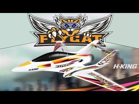 H-King Flycat 70mm EDF 1042mm - HobbyKing Product Video - UCkNMDHVq-_6aJEh2uRBbRmw