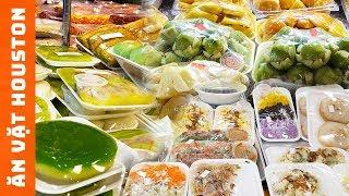 Thiên Đường Ăn Vặt Houston - Tất Cả Những Món Ăn Chơi Ngon Lạ - Vietnamese Street Food #70