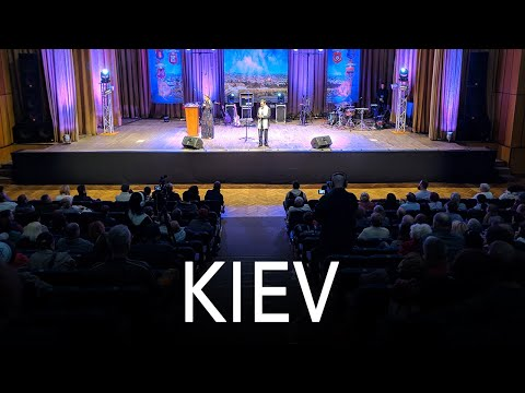 Kiev: Salvation and Messianic Judaism