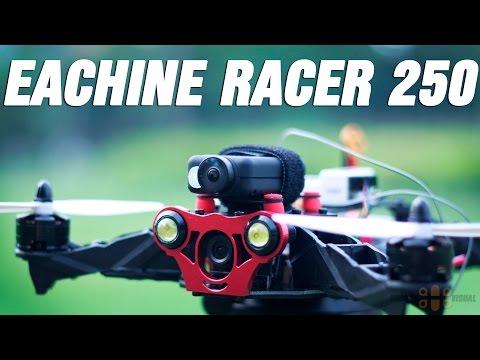 Eachine Racer 250 FPV Quadcopter Review English - UC2nJRZhwJ1XHmhiSUK3HqKA