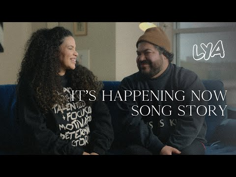 It's Happening Now Song Story
