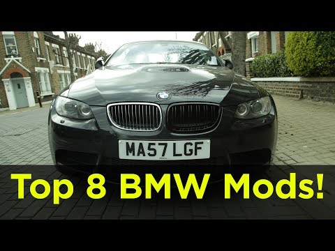Top 8 cheap and easy first mods and customisations for any BMW!  | Road & Race S03E12 - UCCk1LXyP9fJ8jUFbBeaznCw
