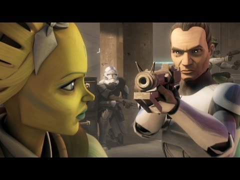 Star Wars Clone Wars Clip - Almost To The Finish Line - UCKy1dAqELo0zrOtPkf0eTMw