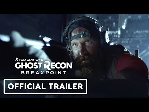 Tom Clancy's Ghost Recon Breakpoint - Official Live Action Trailer (ft. Lil Wayne) - UCKy1dAqELo0zrOtPkf0eTMw