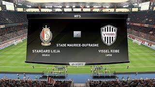 FIFA 19 World Fantasy Series - Matchday 3: Standard Liege vs Vissel Kobe