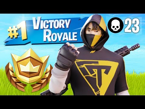Winning in Solos!! *Pro Fortnite Player w/ 2200 Wins* (Fortnite Battle Royale Gameplay) - UC2wKfjlioOCLP4xQMOWNcgg