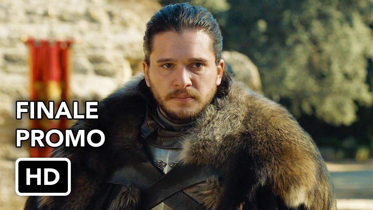 Game of Thrones 7×07 Promo (HD) Season Finale Thumbnail