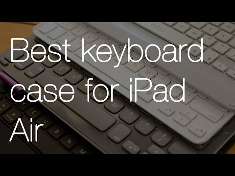 Best iPad Air keyboard case: Zagg vs. Logitech vs. Belkin! - UCvntK93tWvlzNoNZf8yIWOA
