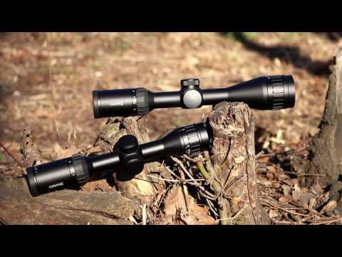 Приціл оптичний Hawke Airmax 3-9x40 AO (AMX)