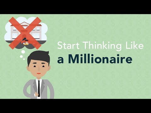 6 Steps to Thinking Like a Millionaire  Brian Tracy